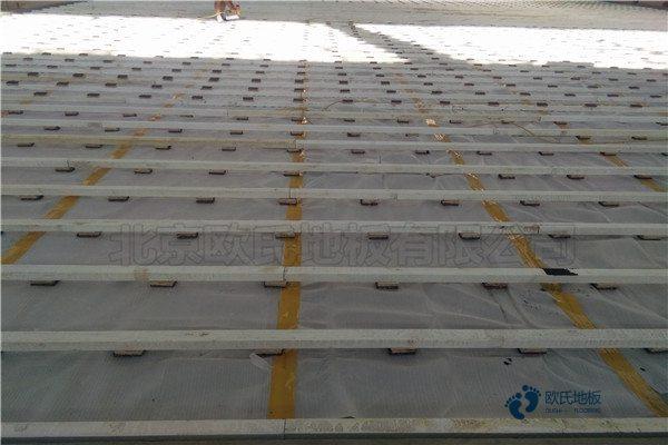 优惠的运动型木地板生产公司