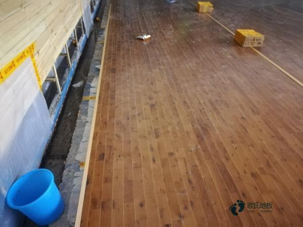运动型木地板厂家直销
