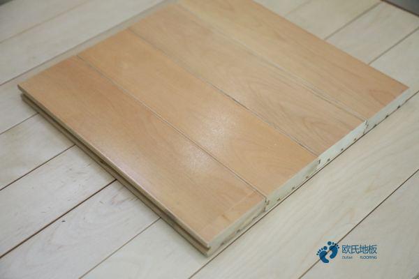 供应运动馆木地板厂家报价
