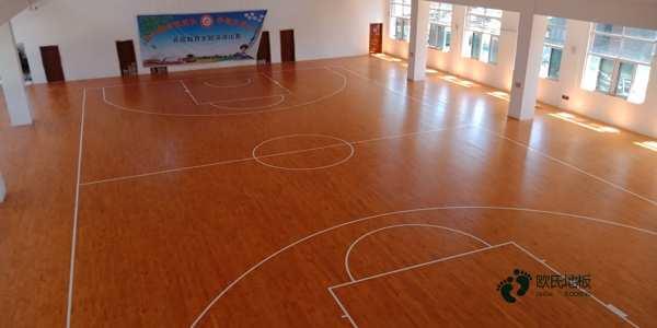 运动木地板十大排名