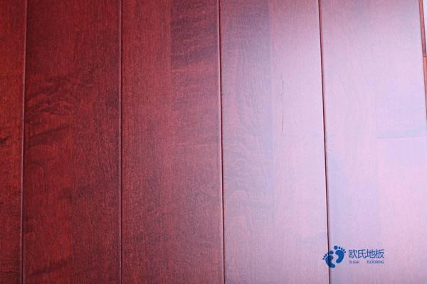 单层龙骨运动体育地板安装公司
