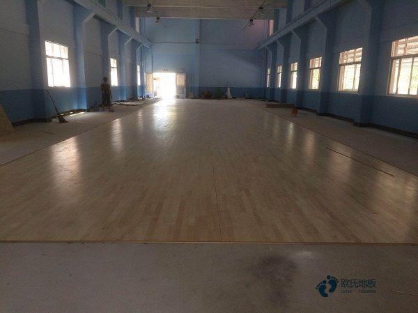 运动木地板哪个牌子更环保
