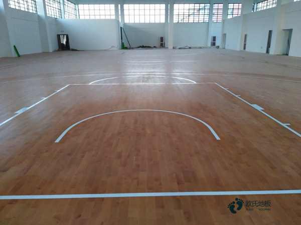 运动篮球地板排名
