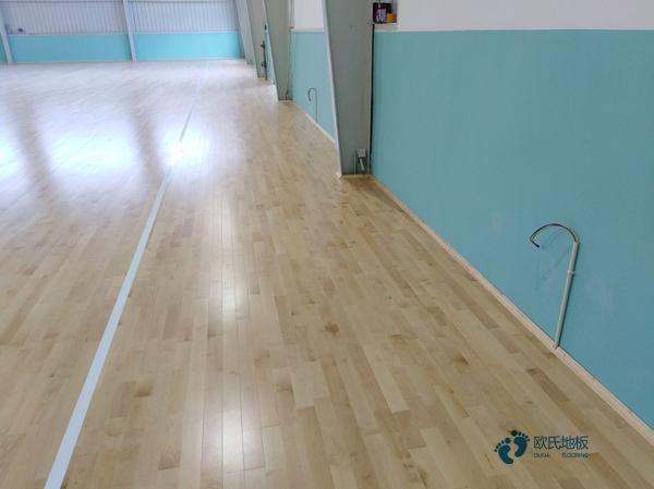 运动篮球木地板公司