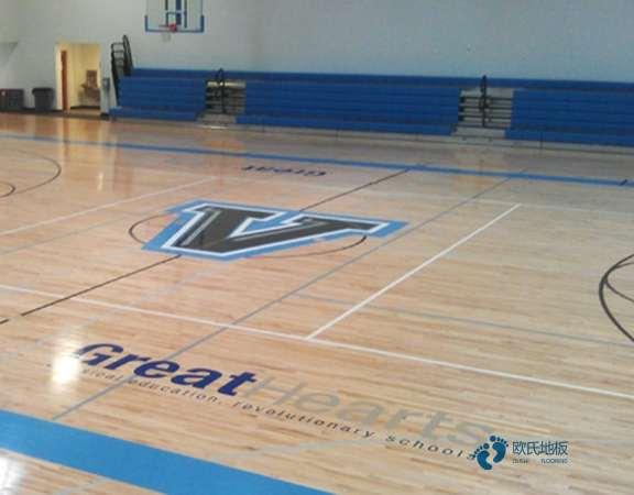 运动篮球木地板哪个牌子好