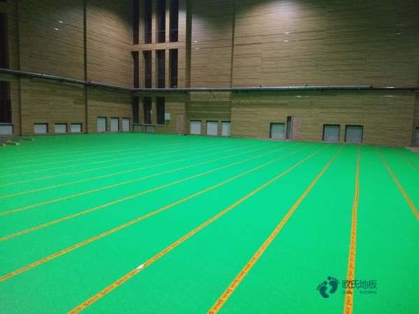 运动篮球木地板哪个牌子环保