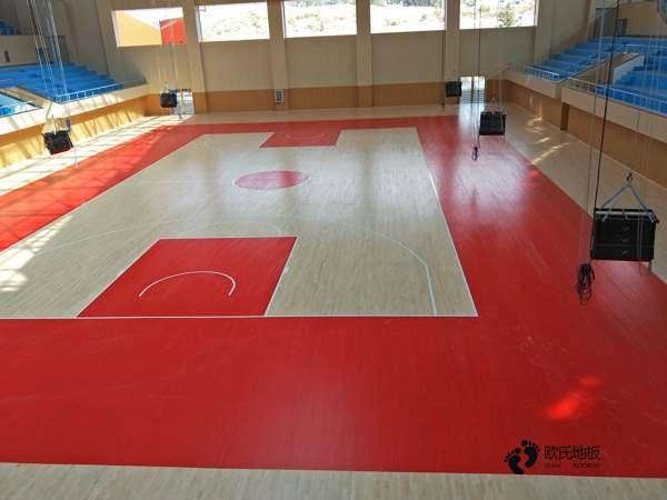双龙骨运动型木地板安装公司