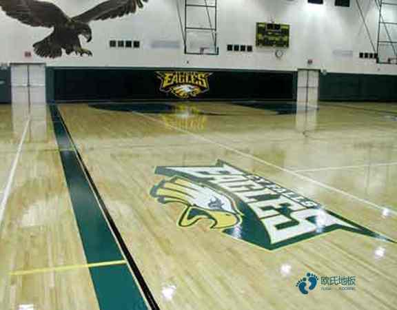 哪有体育场地木地板牌子