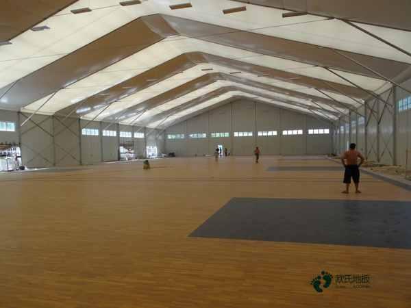 哪有体育场馆木地板哪个牌子较好