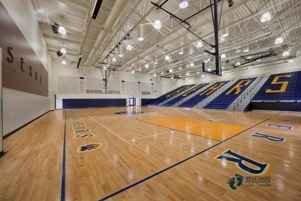 哪有体育篮球地板哪个牌子好