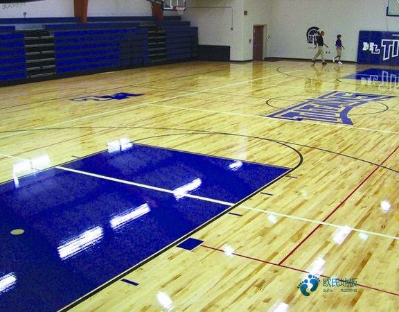哪有体育篮球木地板品牌