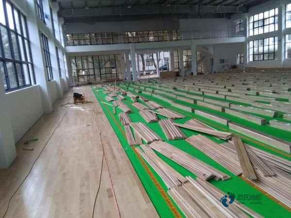 哪有体育篮球木地板哪个牌子比较好