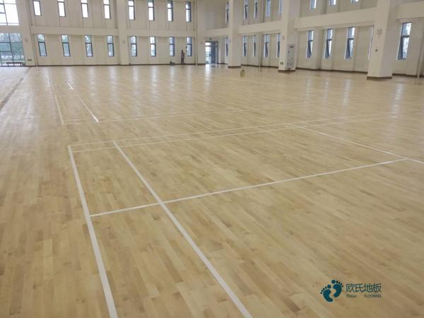 哪有体育运动木地板什么牌子好