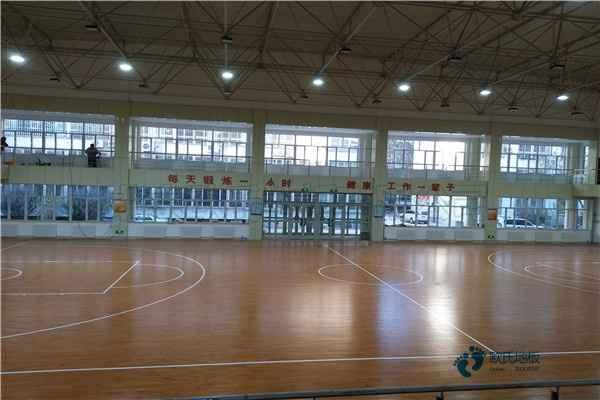哪有体育馆地板哪个牌子较环保