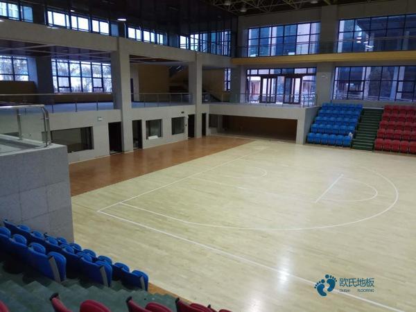 哪有体育馆地板生产公司