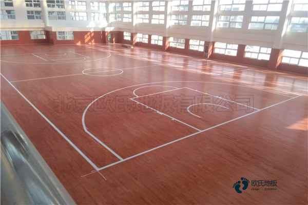 哪有篮球体育地板哪些牌子好