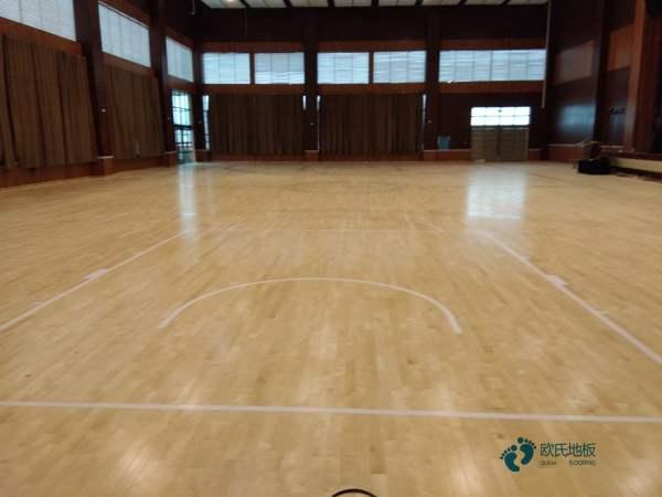 哪有篮球场地地板品牌哪个好