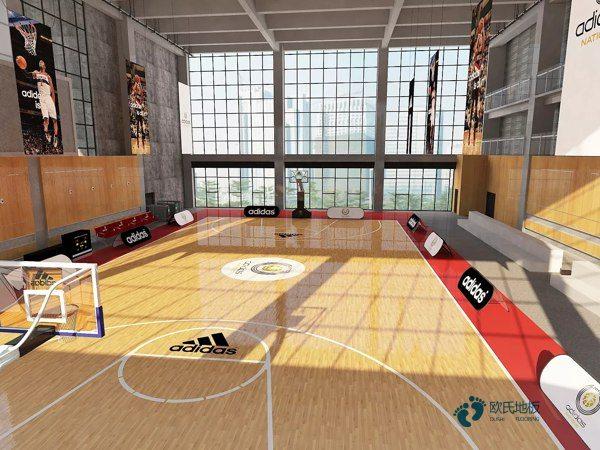 哪有篮球场地板品牌大全