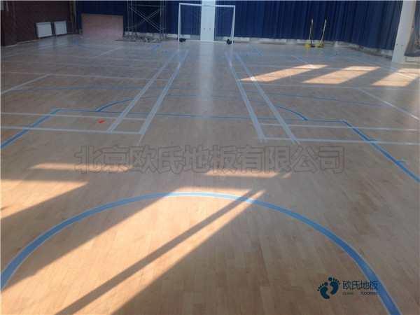 哪有篮球场木地板行业品牌