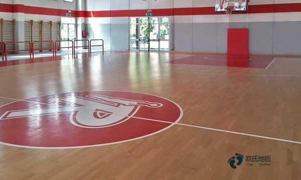 哪有篮球场馆木地板生产公司