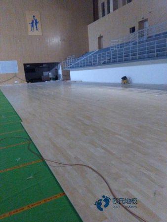 哪有篮球馆地板哪个牌子好