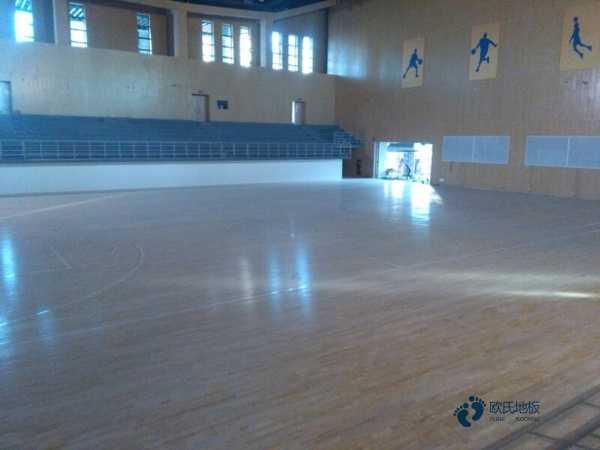 哪有篮球馆地板哪个牌子比较好