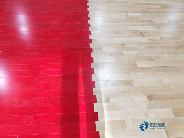 哪有运动场地木地板哪个牌子环保