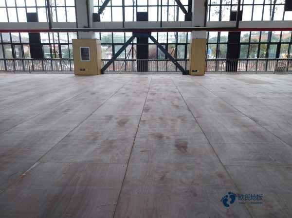 国产篮球场地木地板安装公司