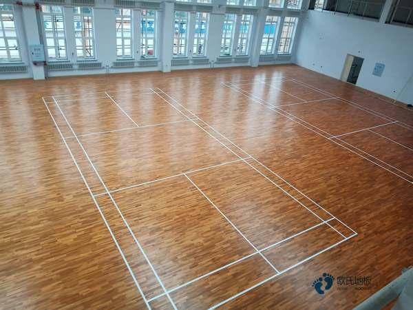 体育篮球木地板价格多少3
