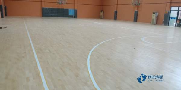 国产运动型木地板安装公司