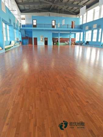 体育运动木地板一般多少钱2