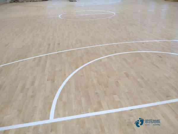大学体育地板安装公司