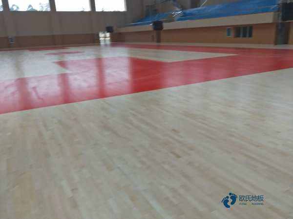 体育运动木地板厂家电话3