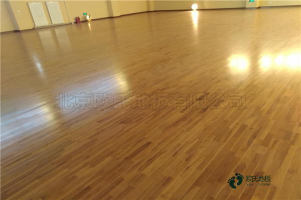 防火篮球馆木地板