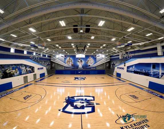 学校运动体育地板安装公司